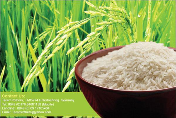 Al-Noor rice bag design
