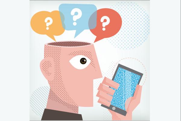 illustrations for smart phone app