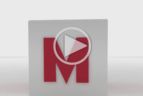 Metro Impact logo animation
