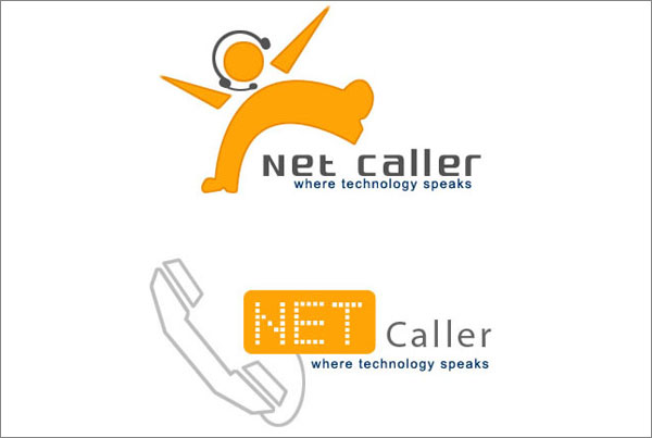 Net Caller logo