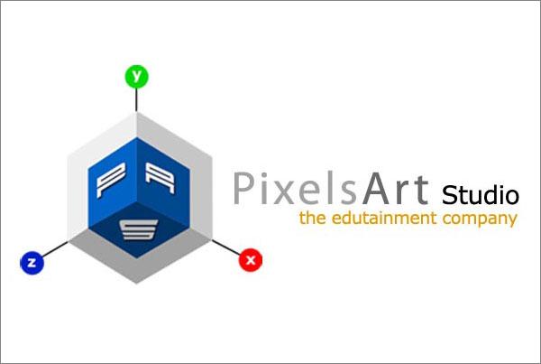 PixelsArt logo