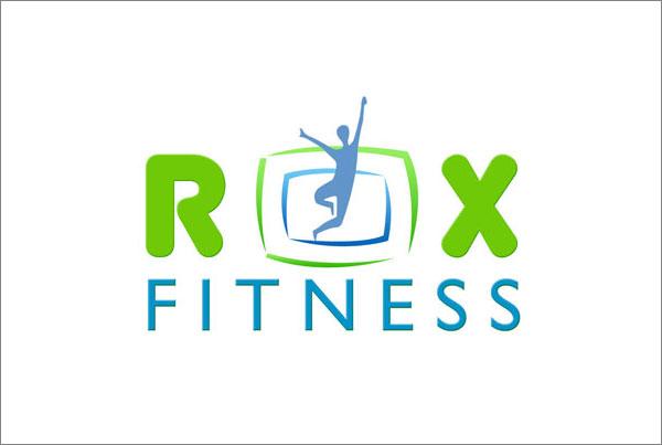 RoxFitness logo