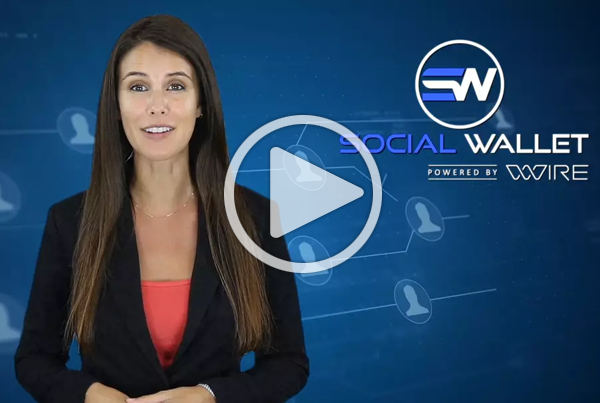 Social Wallet explainer animation